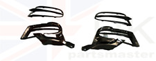 BMW E92 E93 LCI M SPORT NEW GENUINE FRONT BUMPER LOWER GRILLE PAIR SET