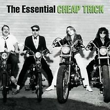 CHEAP TRICK - The Essential 2CD - BRAND NEW AND SEALED