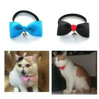 Pet Bow Tie Dickie Bow Pre-Tied Collar Necklace Pet Dog Cat Products