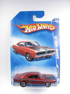 Hot Wheels 2009 - MUSCLE MANIA - '69 DODGE CHRAGER
