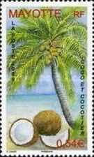 Timbre Flore Mayotte 209 ** année 2008 lot 22487