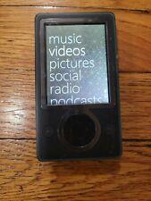 New ListingMicrosoft Zune 30Gb Black 1st Gen Media Player, Model 1089