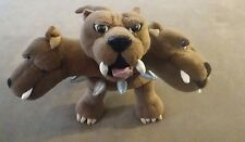 "Harry Potter ""Fluffy"" 11"" Plush Doll ~ 2001 Warner Bro. ~ #7048"