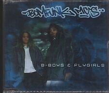 Bomfunk Mc's - B-Boys & Flygirls CD (Single VGC)