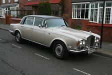 1975 CLASSIC ROLLS ROYCE SILVER SHADOW 10 MONTHS MOT VGC TAX FREE GREAT EXAMPLE