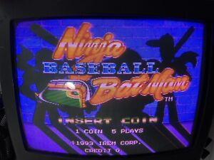 Ninja Baseball Batman Jamma board (PCB) for Arcade game 100 % Working & Original