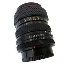 Minolta MD Mount Tokina SD 28-70mm 1:3.5-4.5 Macro Zoom Lens
