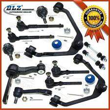 12 PCS Front Suspension for 1997-2003 FORD F150 F-150 RWD Ball Joint
