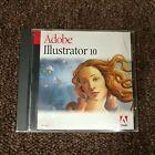 Adobe Illustrator 10 Upgrade CD for Apple Mac Macintosh with Serial Key
