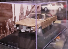 Chrysler Valiant Acapulco 1965 Mexico Collection Rare Diecast Scale 1:43 New