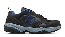 New Balance 627 steel toe MID627BB black blue sneakers 9.5 No Slip Industrial