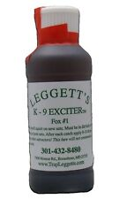 Leggett's Fox Exciter #1 Lure 4 oz. Bottle