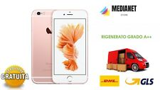 APPLE IPHONE 6S 16GB ROSE GOLD ROSA GRADO A++ RIGENERATO