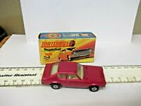 MATCHBOX SUPERFAST NO.54 - FORD CAPRI -  EXCELLENT IN GOOD BOX