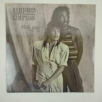 Ashford and Simpson Vinyl LP Real Love new sealed