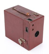 RED KODAK RAINBOW HAWKEYE NO. 2A MODEL B, USES 116 FILM, TWO ISSUES/212009