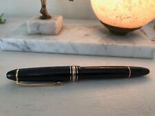 More details for montblanc meisterstuck 146 legrand platinum line fountain pen