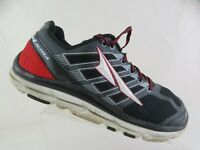 ALTRA Provision Red/Black Sz 8.5 Men Running Shoes