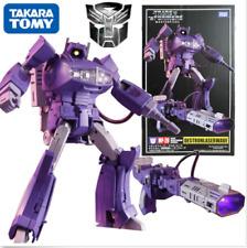 transforms Masterpiece MP-29 Shockwave G1 Destron Laserwave Action Figures Toy