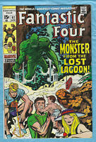 Fantastic Four # 97 , 1970, Pencils by Kirby, cover by Kirby, Lee story, 6.5 F+