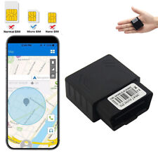 Mini GPS Tracker 16PIN OBD Real-time Tracking Over Speed Anti-Theft  Alarm