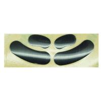 For SteelSeries Rival 300 Gaming Mouse Teflon 0.65mm 1Set Mouse Feet Skates