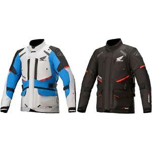 Alpinestars Andes v3 Drystar Honda Men's Motorcycle Jacket Waterproof Touring