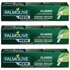 Palmolive For Men Classic With Palm Extract Shaving Shave Cream 100ml