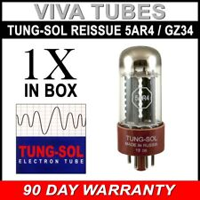 Brand New Tung-Sol Reissue 5AR4 GZ34 Rectifier Vacuum Tube