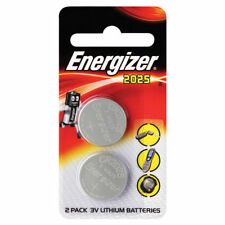 Batterie monouso Energizer per articoli audio e video CR2025