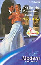 Mills and Boon Books - THE SHEIKH'S CONVENIENT BRIDE