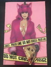 The Ride Burning Desire #1 Adam Hughes Pink Virgin variant NM 9.4 Unread Image
