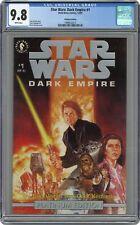 Star Wars Dark Empire #1 Platinum Variant CGC 9.8 1991 1999042015