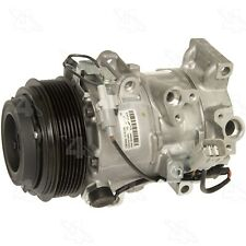 A/C Compressor with Clutch Four Seasons 158348 For Lexus GS300 IS250 IS250