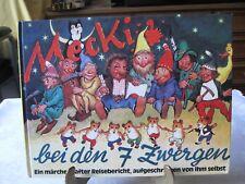 Mecki - bei den 7 Zwergen - Lingen Verlag