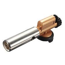 Elektronische Zündung Flamme Butan Gas Brenner Gun Maker Fackel Feuerzeug SG