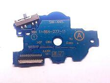 Ein Aus Schalter Platine für Sony PSP 1000 1004 On Off Switch PCB Board Neu