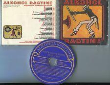 ALKOHOL RAGTIME CD Hot & Dance Music 1920 - 1936 © 1998 CZE-26-track-CD