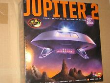 """Re-released 18"""" JUPITER 2 From Lost in Space BY MOEBIUS NEW/SEALED Kit #913"""