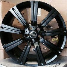 20'' Wheels fit Range Rover Hse Sport Supercharged with Tires Stormer Rims Lr3