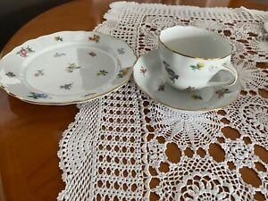 Hutschenreuther Mirabell Maria Theresia Kaffeeservice