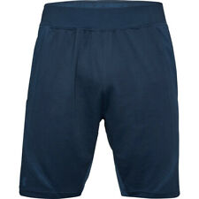 Under Armour Men's Seamless Shorts - Medium - Blue - New