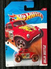Hot Wheels Thrill Racers 1968 Baja Volkswagen Beetle - Red