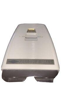 Vintage SAWYER'S Pana-Vue Bi-Lens Lighted 2X2 Slide Viewer no. 2572
