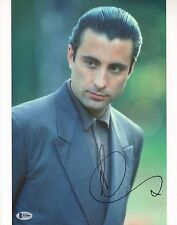Andy Garcia Signed 11x14 Photo BAS Beckett COA The Godfather Part III Autograph