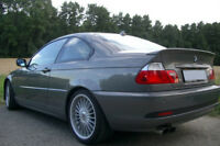 BMW 3 SERIES E46 COUPE SPOILER