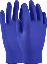 UCI COBALT Premium Disposable Nitrile Powder Free Gloves BLUE - Box of 100