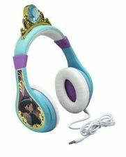 Disney Aladdin Princess Jasmine On-Ear Headphones Parental Volume Limiter New