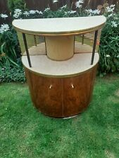 More details for fabulous mid century modern validity cocktail cabinet