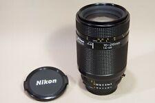 Nikon AF 70-210mm F4-5.6 Excellent quality for FX and DX cameras
